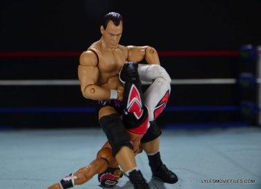 Dean Malenko WWE Elite 37 - Texas Cloverleaf to Rey Mysterio