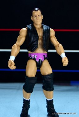 Dean Malenko WWE Elite 37 - tight front detail