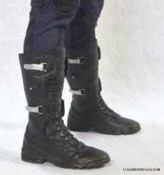 Hawkeye Hot Toys Avengers Age of Ultron - boots