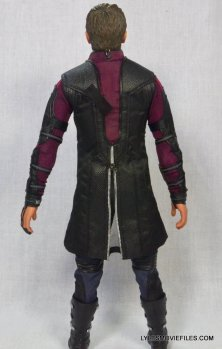 Hawkeye Hot Toys Avengers Age of Ultron - rear detail