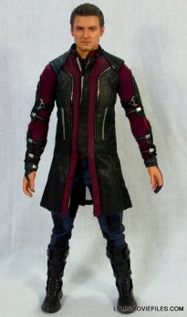 Hawkeye Hot Toys Avengers Age of Ultron - wide front shot