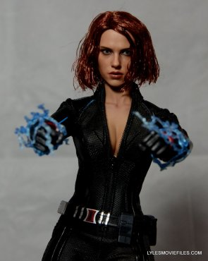 Hot Toys Avengers Age of Ultron Black Widow - wasp's sting
