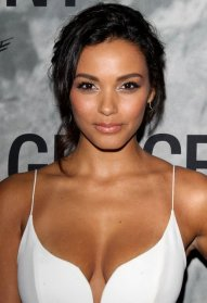 Jessica Lucas - white top