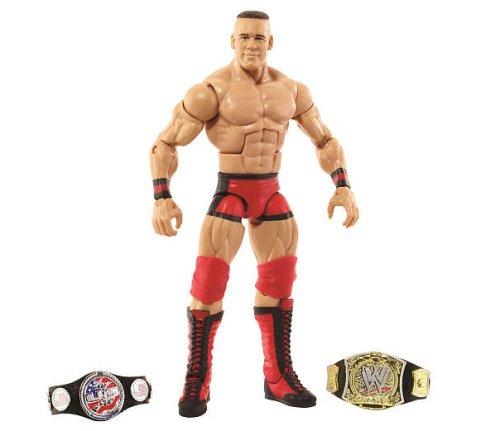 John Cena WWE debut - two titles
