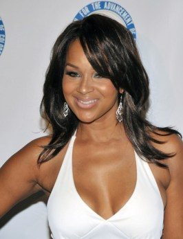 LisaRaye-McCoy- white tank top