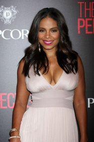 Sanaa Lathan -the perfect guy premiere
