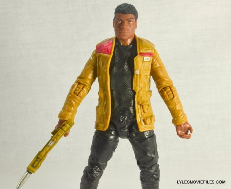 Star Wars Black Series - Finn review -facing forward