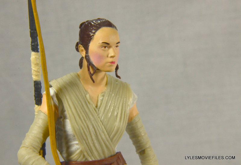 Star Wars Black Series Force Awakens Rey and BB-8 -right with staff