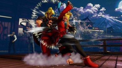 Street Fighter V - Karin -shoulder