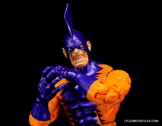 Tiger Shark Marvel Legends - hands together