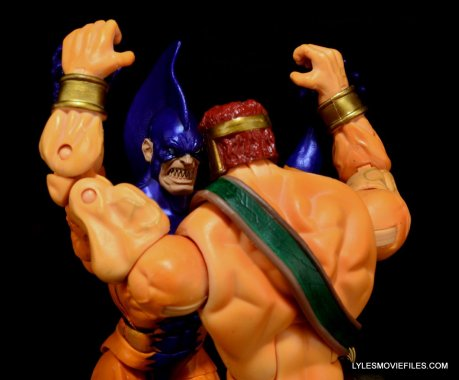 Tiger Shark Marvel Legends - vs Hercules