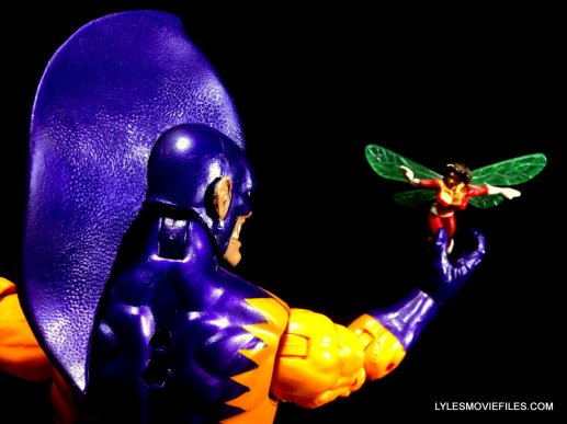 Tiger Shark Marvel Legends - vs Wasp