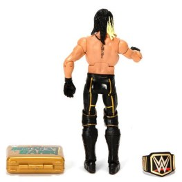 TRU Seth Rollins exclusive - Seth cashes in rear