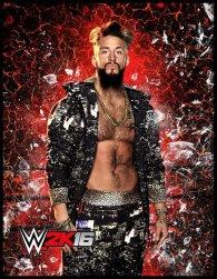 WWE 2K16 -Enzo Amore