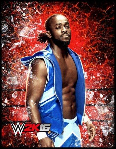 WWE 2K16 -Kofi Kingston