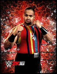 WWE 2K16 -Savio Vega