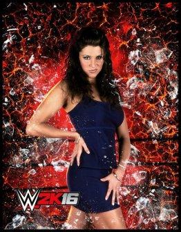 WWE 2K16 -Stephanie McMahon-Helmsely