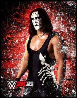 WWE 2K16 -Sting 1999