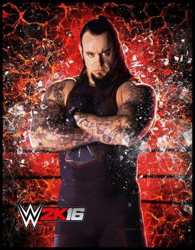 WWE 2K16 -The Undertaker Ministry