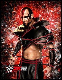 WWE 2K16 -Viktor