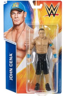 WWE Mattel Basic 55 -John Cena