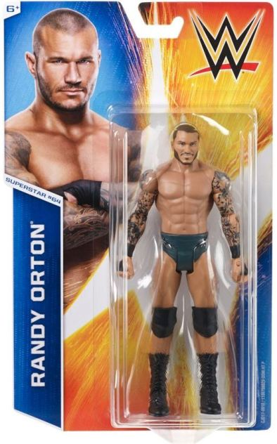 WWE Mattel Basic 55 - Randy Orton