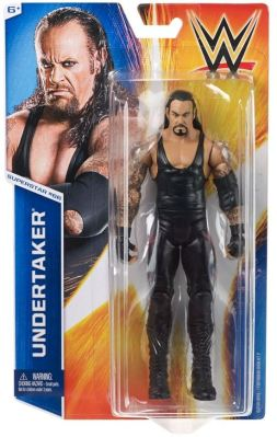WWE Mattel Basic 55 - The Undertaker
