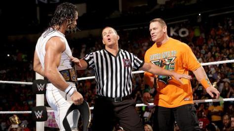 WWE Night of Champions - Cena ready for Rollins