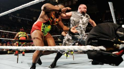 WWE Night of Champions - New Day vs Dudley Boyz