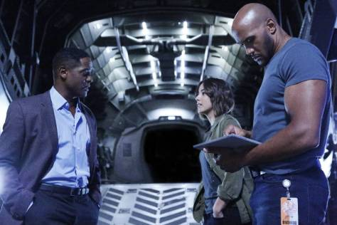 BLAIR UNDERWOOD, CHLOE BENNET, HENRY SIMMONS
