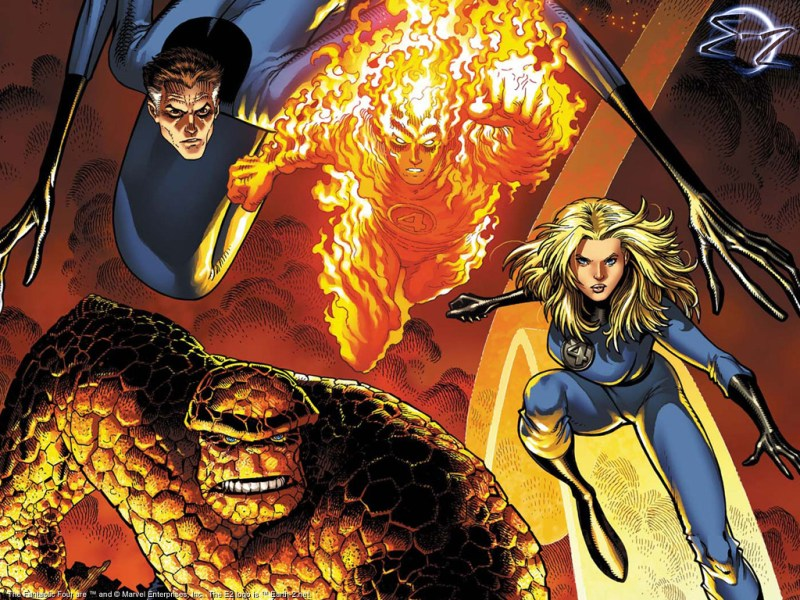 Fantastic-Four-Comic-Book