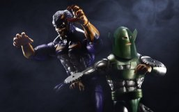 Marvel Legends Civil War wave - Cottonmouth and Whirlwind