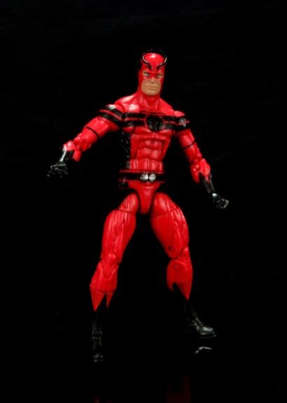 Marvel Legends Giant Man figure review -full figure