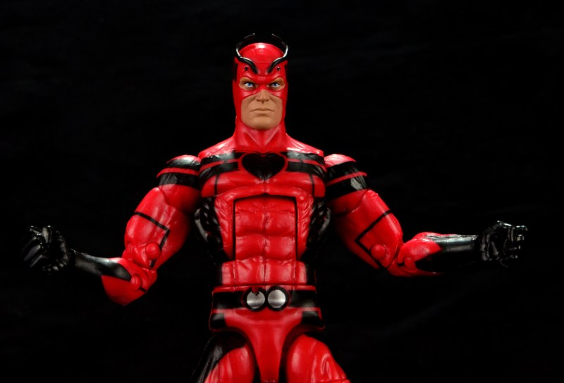 Marvel Legends Giant Man figure review -heroic pose