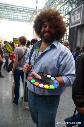 New York Comic Con 2015 cosplay - Bob Villa