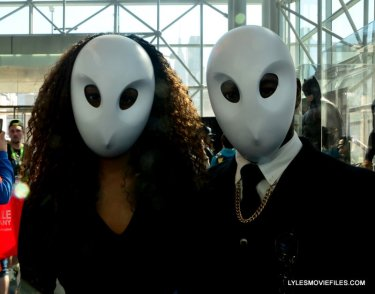 New York Comic Con 2015 cosplay -Court of Owls