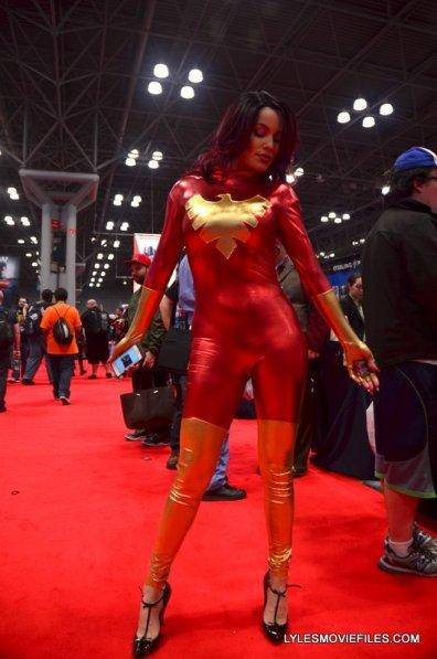 New York Comic Con 2015 cosplay - Dark Phoenix