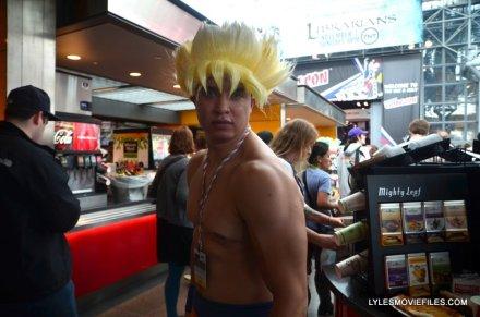 New York Comic Con 2015 cosplay - Dragonball Z Goku