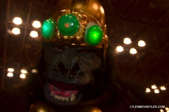 New York Comic Con 2015 cosplay - Gorilla Grodd close up