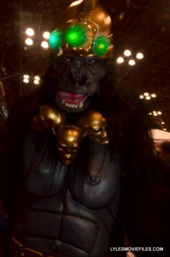 New York Comic Con 2015 cosplay - Gorilla Grodd