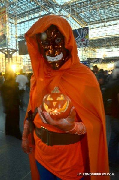 New York Comic Con 2015 cosplay - Hobgoblin