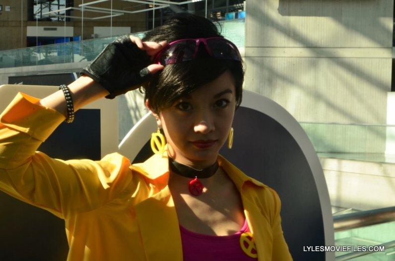 New York Comic Con 2015 cosplay - Jubilee (2)