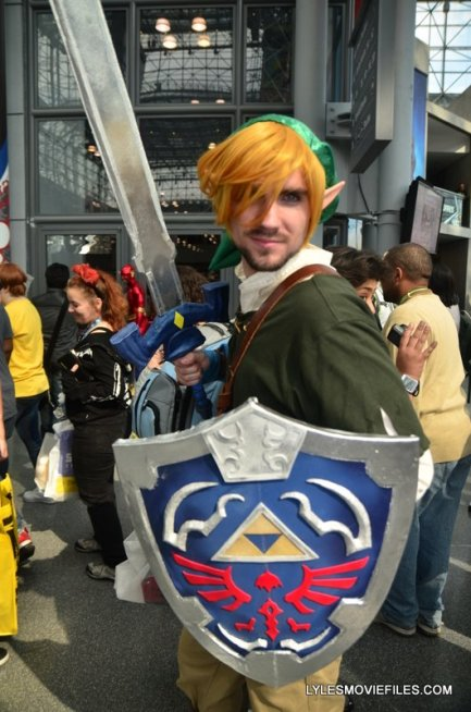 New York Comic Con 2015 cosplay - Link