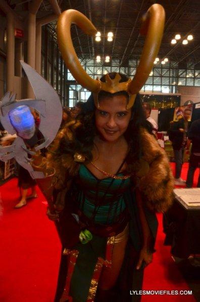 New York Comic Con 2015 cosplay - Loki