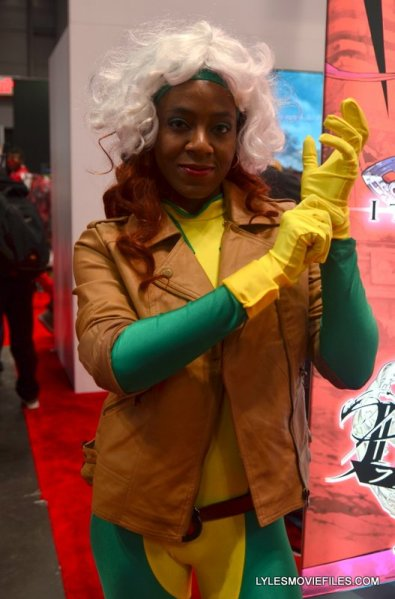 New York Comic Con 2015 cosplay - Rogue
