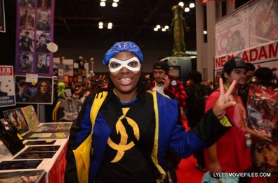 New York Comic Con 2015 cosplay - Static