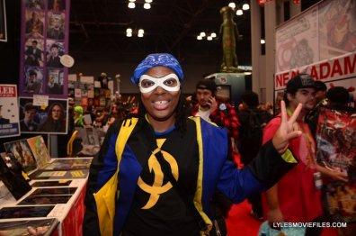 New York Comic Con 2015 cosplay - Static