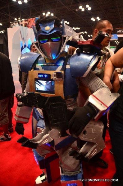 New York Comic Con 2015 cosplay - Transformers Soundwave