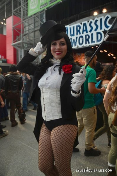 New York Comic Con 2015 cosplay - Zatanna