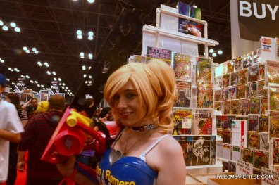New York Comic Con cosplay - Lollipop Chainsaw Give No Effs Cosplay